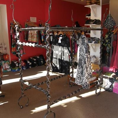 Organic Clothes Rail