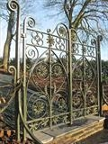 Buckland Tout-Saints Restoration by Spencer Field Larcombe, Metal, Wrought Iron