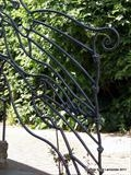 Hare Railings by Spencer Field Larcombe, Metal
