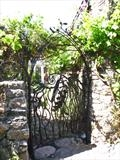 Rill Farm Gate by Spencer Field Larcombe, Metal, Hot Forged Mild Steel