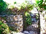 Rill Farm Gate and Railing by Spencer Field Larcombe, Metal, Hot Forged Mild Steel