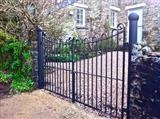 Traditional Gates by ARTIST BLACKSMITH, Metal, Hot Forged Mild Steel zinc sprayed