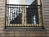 organic window grille by Spencer Field Larcombe, Metal, Hot Forged Mild Steel Zinc Sprayed