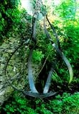 Organic Swing by Spencer Field Larcombe, Metal